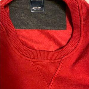 Rio Red Sueded Fleece Cozy Shirt 3XL by Arrow NWT